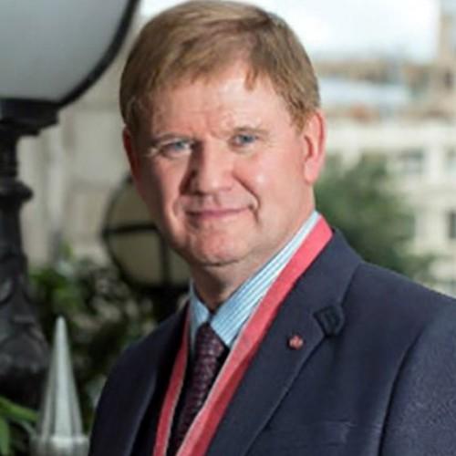 Barry Carpenter CBE
